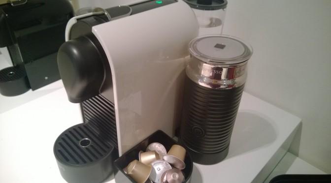 Im Langzeittest: Die Nespresso Umilk