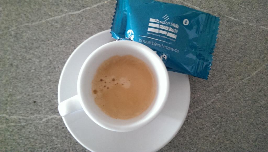 Bio Fair Trade SF Tasse und Packung