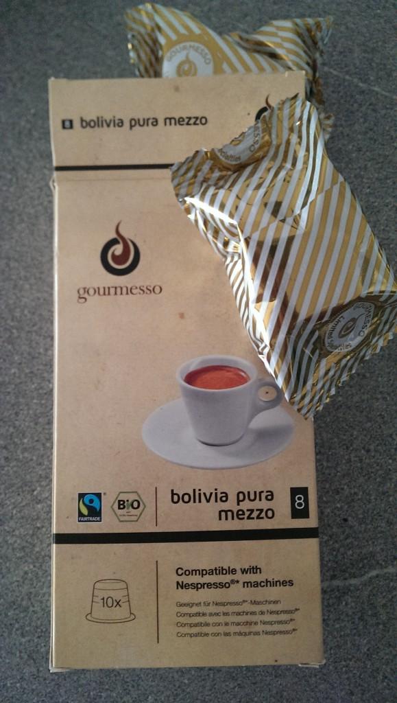 Fair Trade Bio Gourmesso