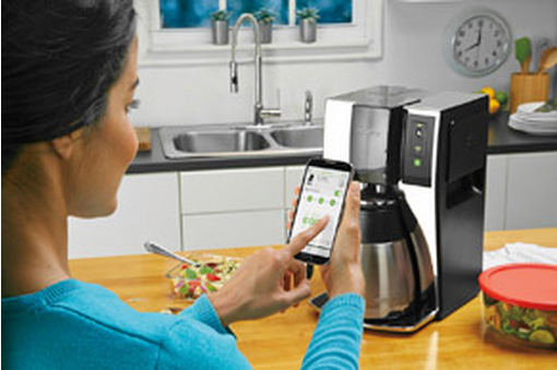 Mr. Coffee WeMo App Smarte Kaffeemaschine