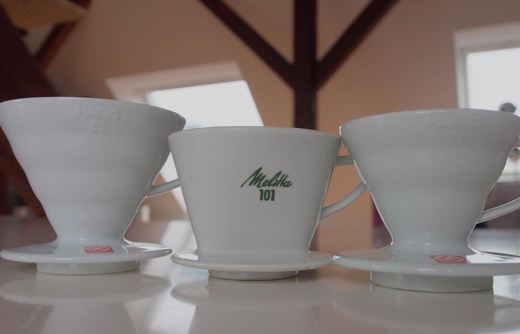 Anleitung der perfekte Handfilter Kaffee