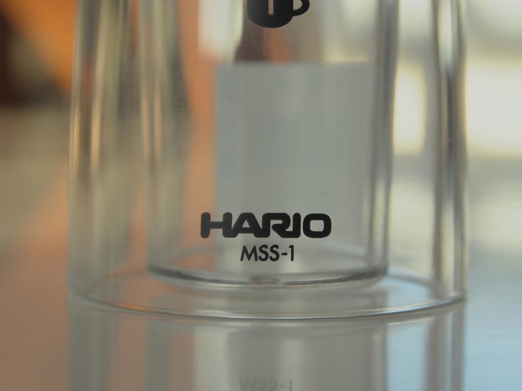 Hario Kaffeemühle Test