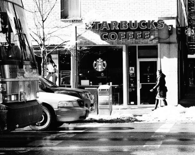 Starbucks und Spotify gehen Partnerschaft ein