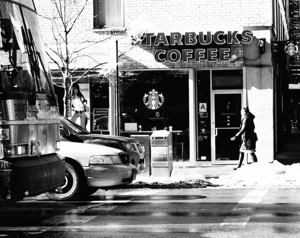 Starbucks Upper East Side New York