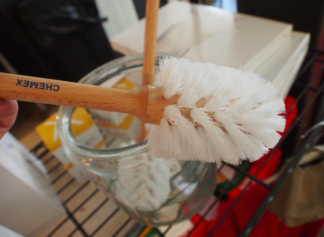 Original Chemex Bürste zum Reinigen