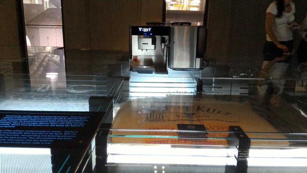 Siemens EQ Kaffeevollautomat