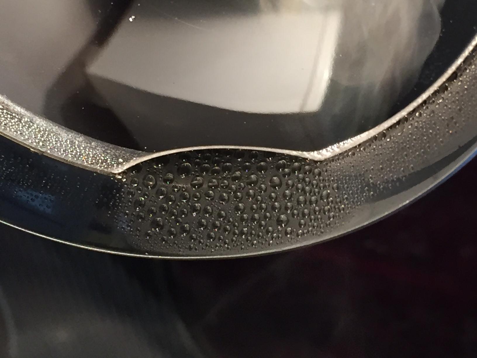 Detailaufnahme Bialetti Venus Cafetiere