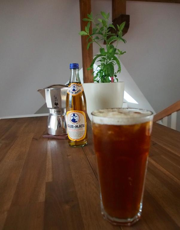 Zubereitung und Rezept Mate und Kaffee