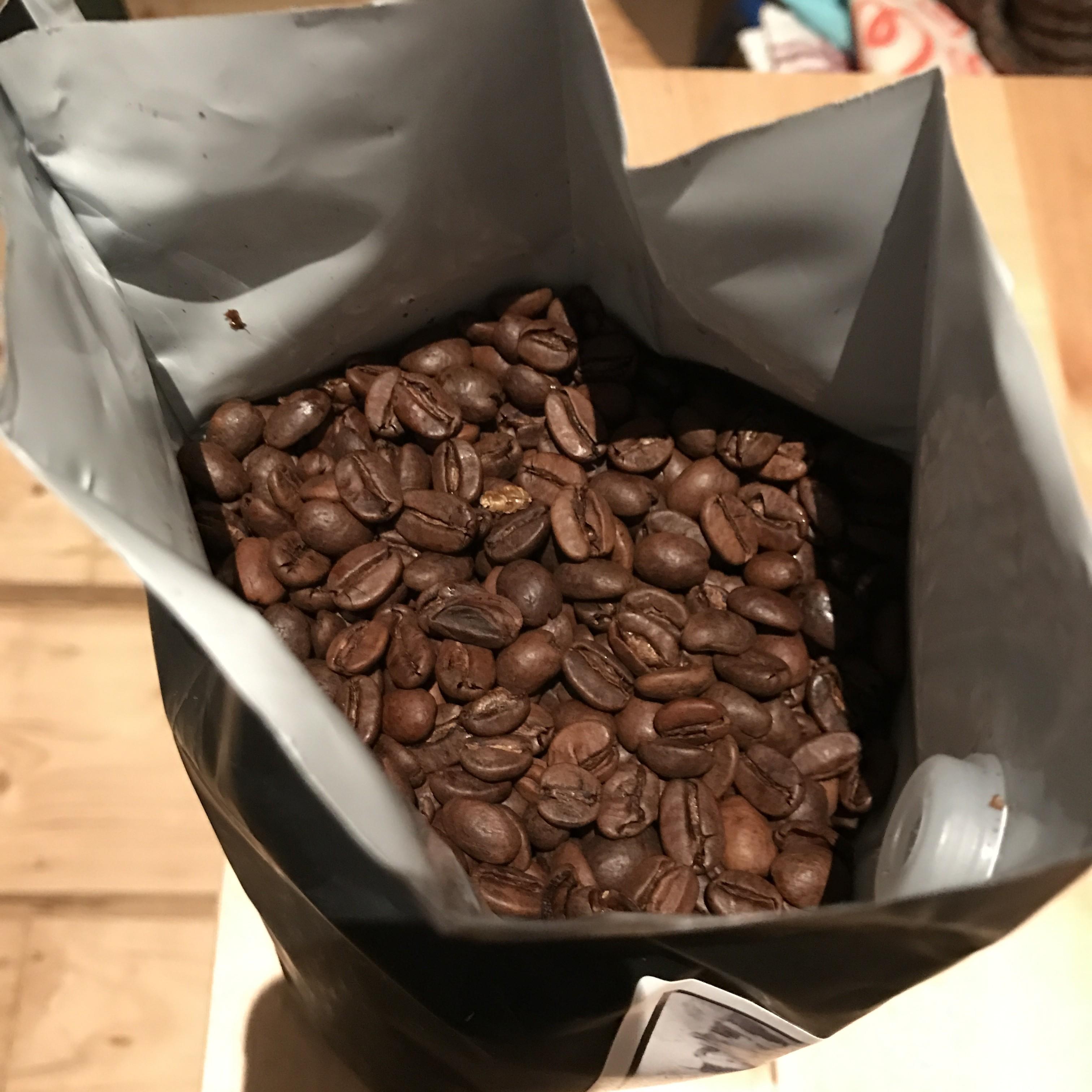 Guter Decaf entkoffeinierter Kaffee aus Mexico