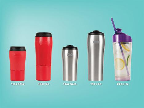 Mighty Mug Produktübersicht