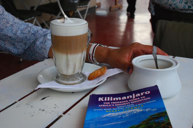 Union Coffee Kilimanjaro