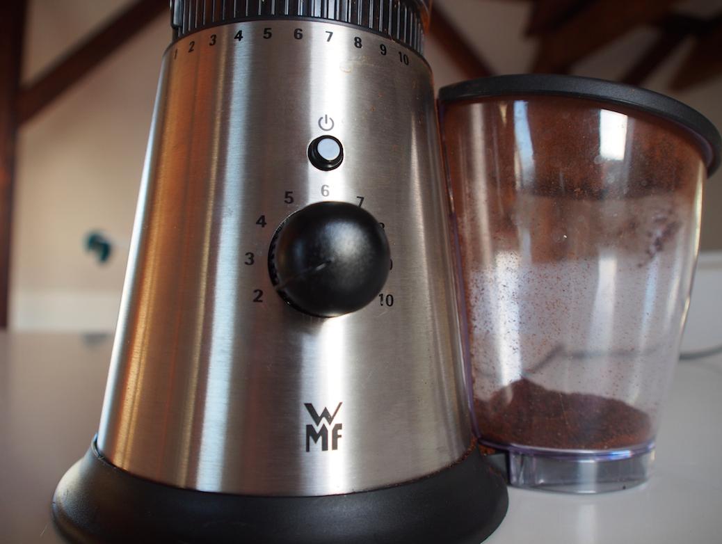WMF Stelio Design Kaffeemühle