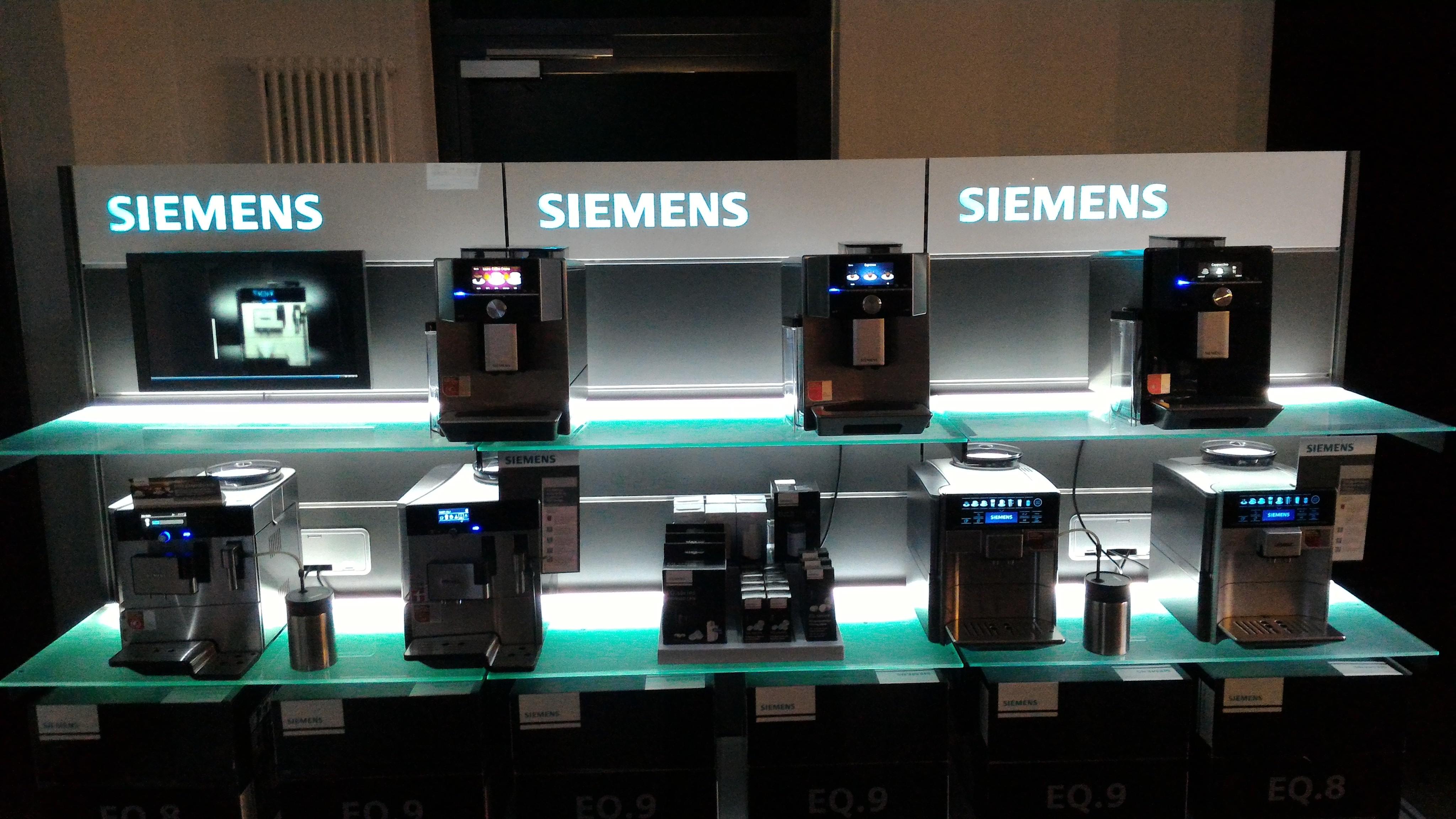 Die Siemens Eq9 In Der Sneak Preview Exploringeq9 In Munchen