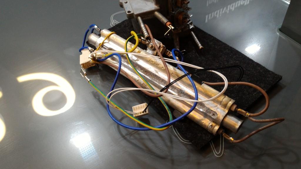 Siemens EQ 9 Heizstab