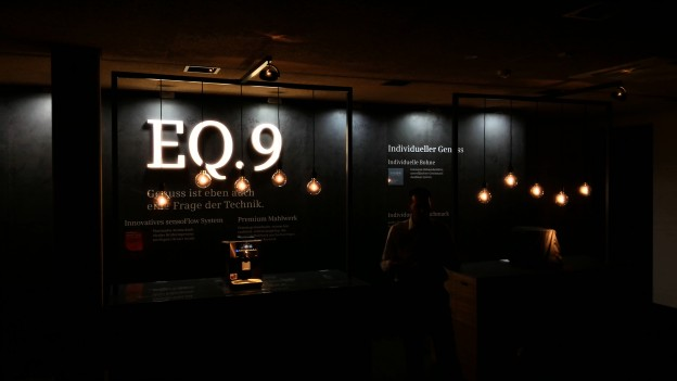 Die Siemens EQ9 in der Sneak Preview – #ExploringEQ9 in München