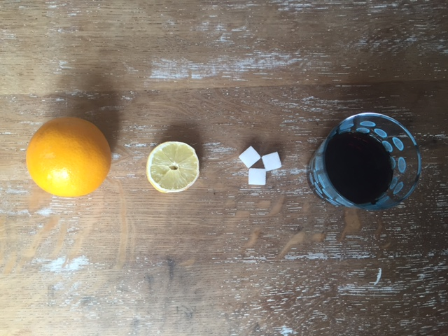 Hilfe gegen Kater Kaffee Zitrone Zucker Rezept