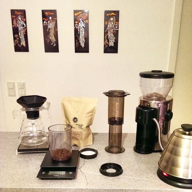Anleitung: Wie bereitet man Kaffee mit der AeroPress zu?