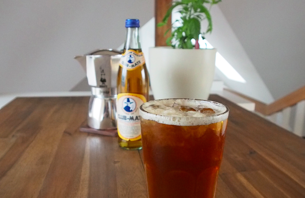 Berlin Tea Rezept – Club Mate und Espresso im Mix