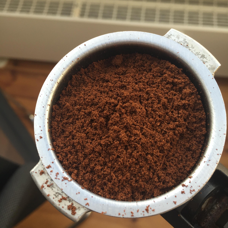 Mittelfeines Kaffeemehl Graef CM 800 Kaffeemühle