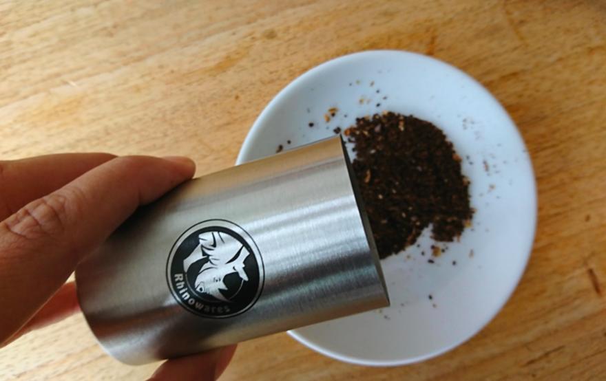 Rhinowares Handkaffeemuehle Testbericht