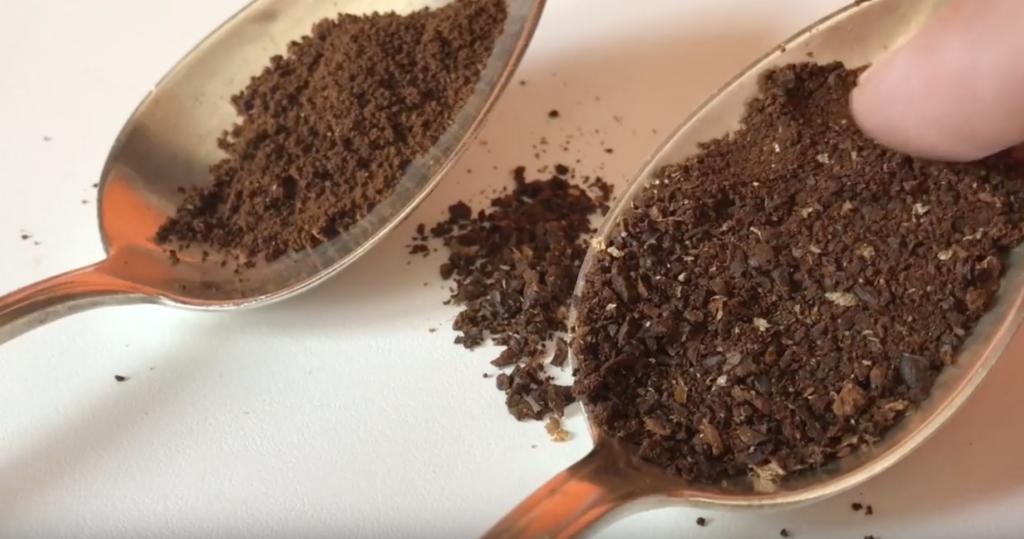 Mahlgrad Baratza Encore Kaffeemühle Test