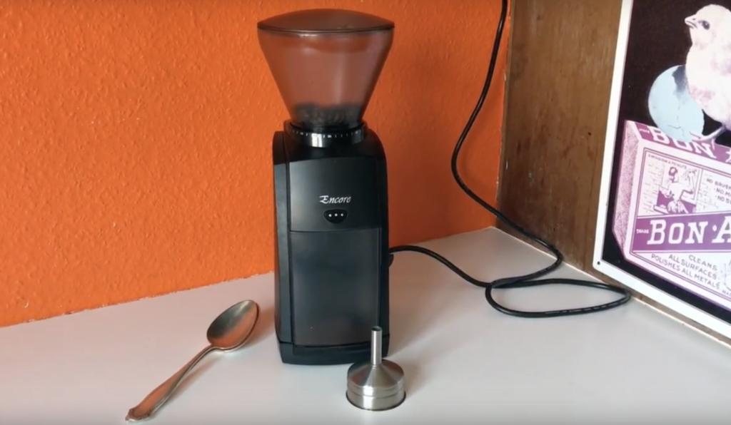 Baratza Encore 485 Kaffeemühle für im Test.