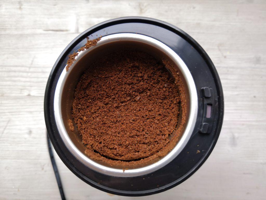 Grobes Kaffeemehl KYG Kaffeemuehle
